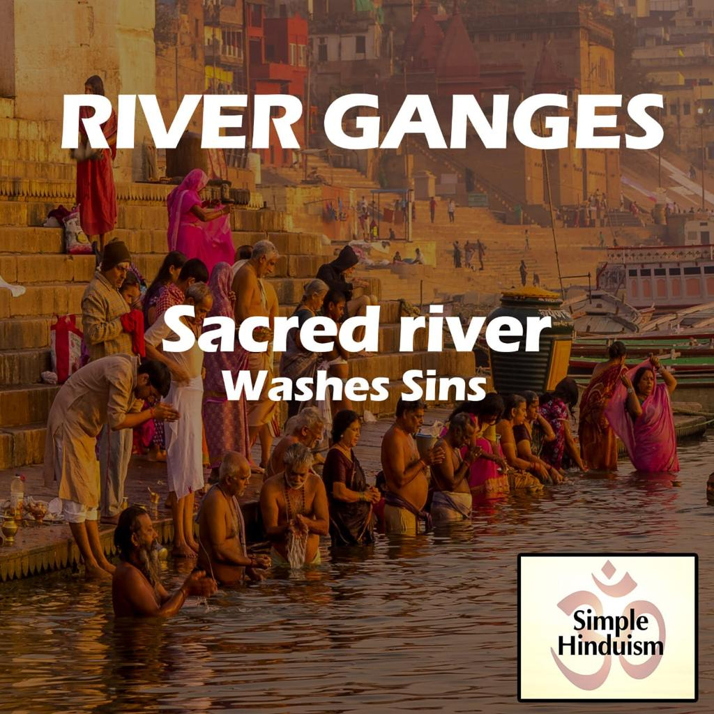 sacred rivers in india