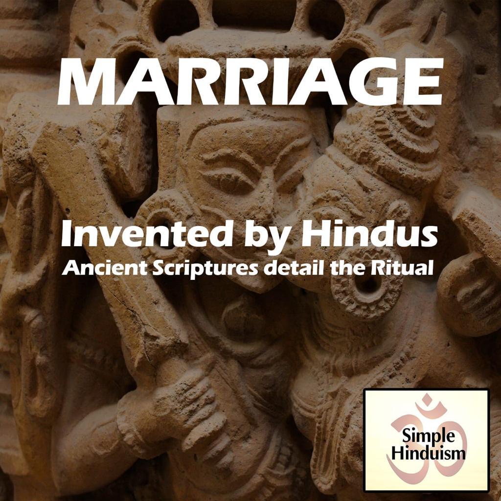marriage ritual by hindu