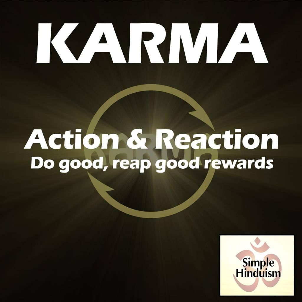 what is karma mean for hindus