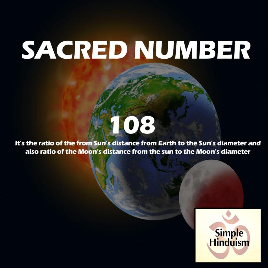 Meaning of 108 number
