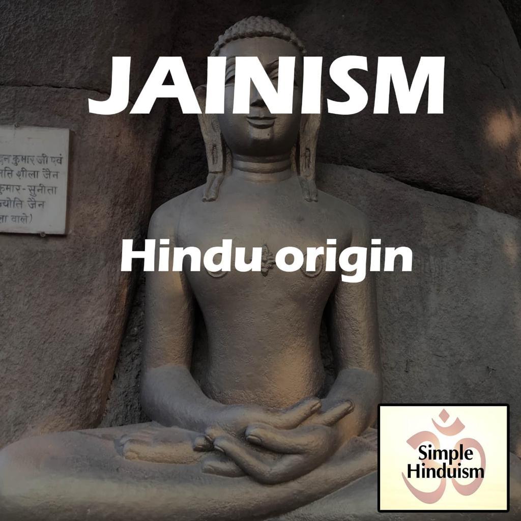 hindus and jainism