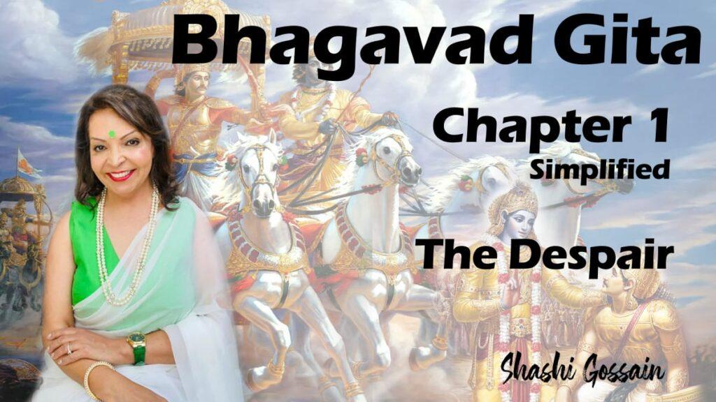 Bhagavad Gita Chapter 1: The Despair