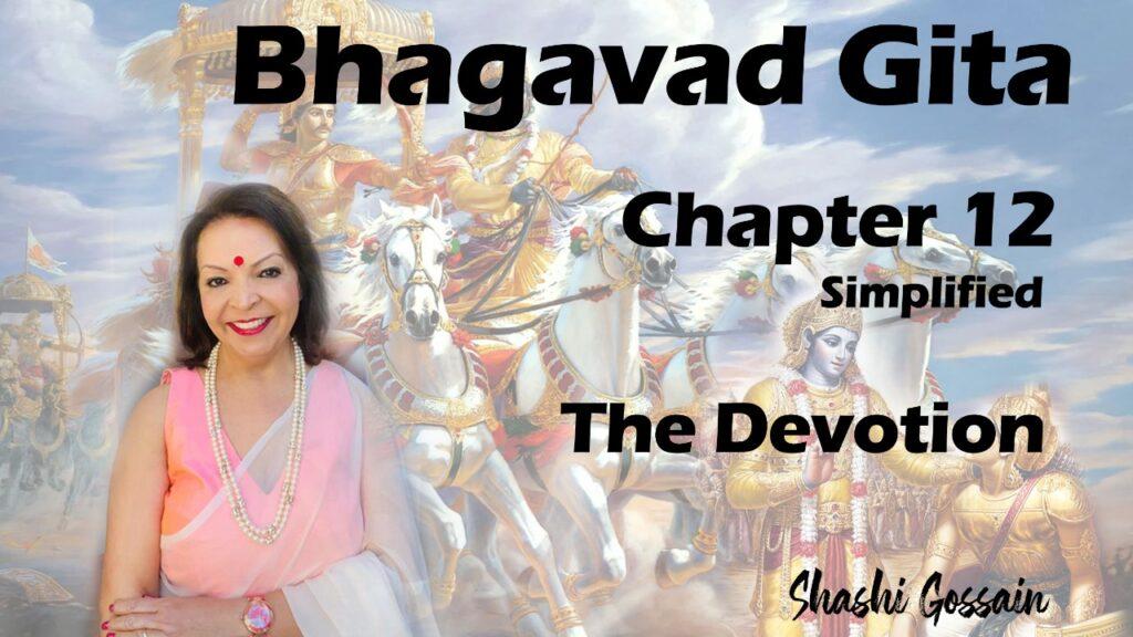 Bhagavad Gita Chapter 12: The Devotion
