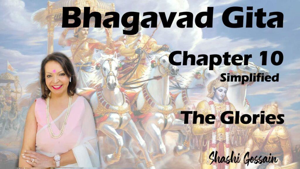 Bhagavad Gita Chapter 10: The Glories