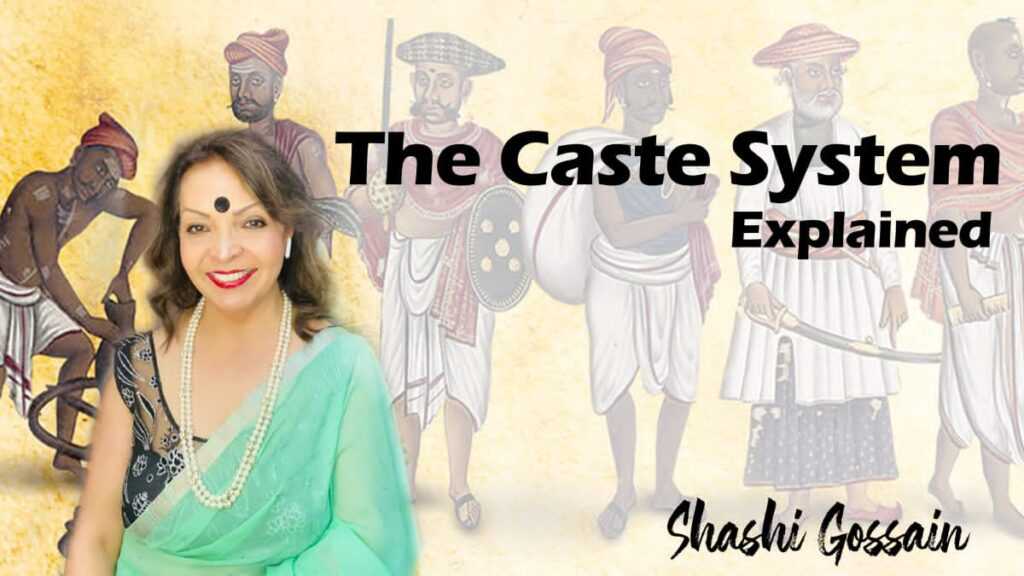 Caste system in ancient India