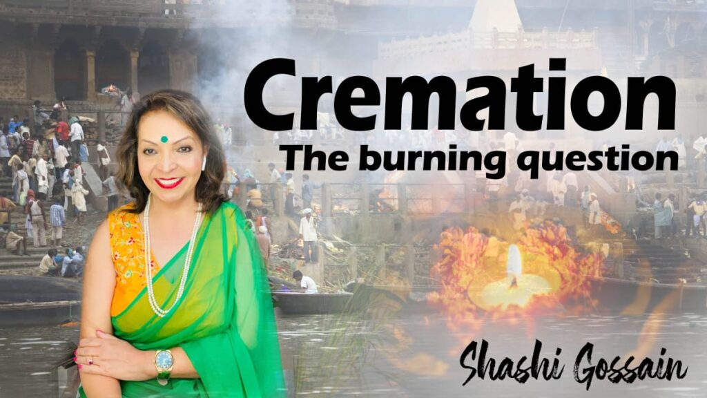 Why do Hindus cremate the dead