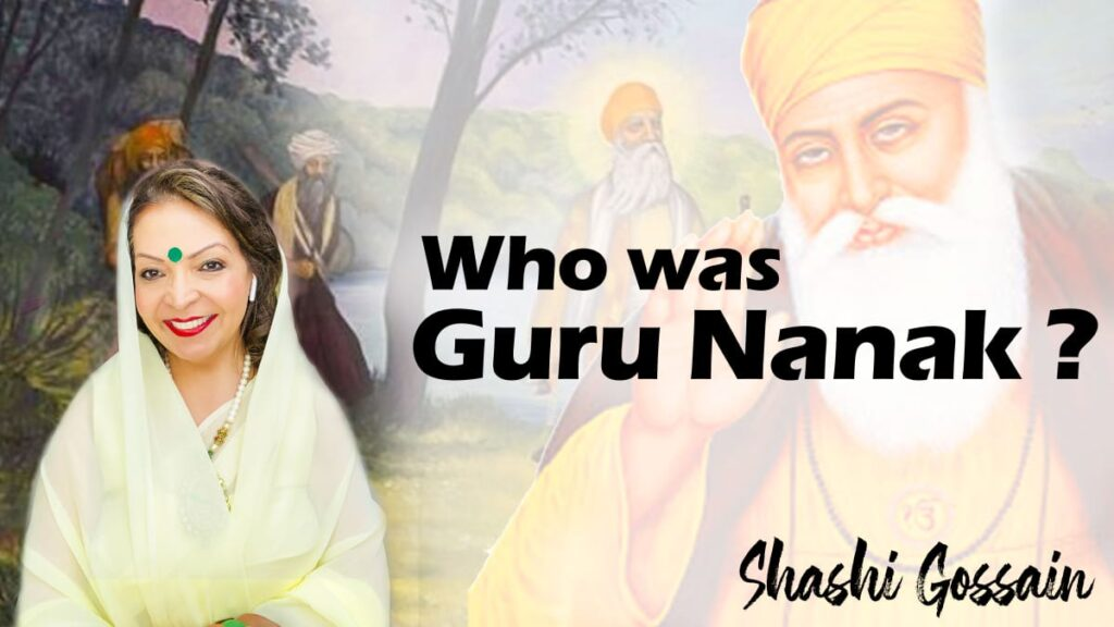 Who was Guru Nanak Dev?