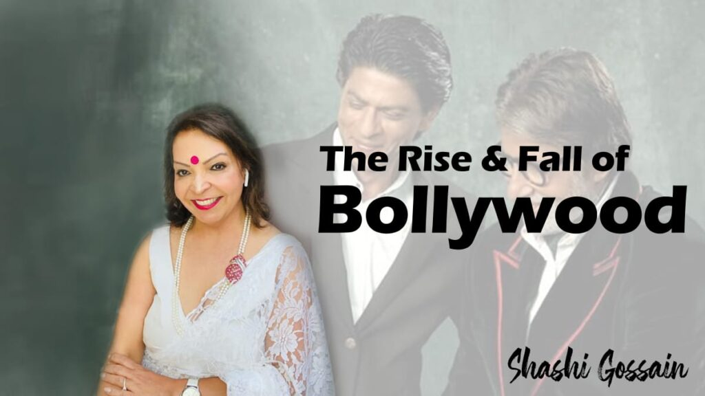 Rise and fall of Bollywood