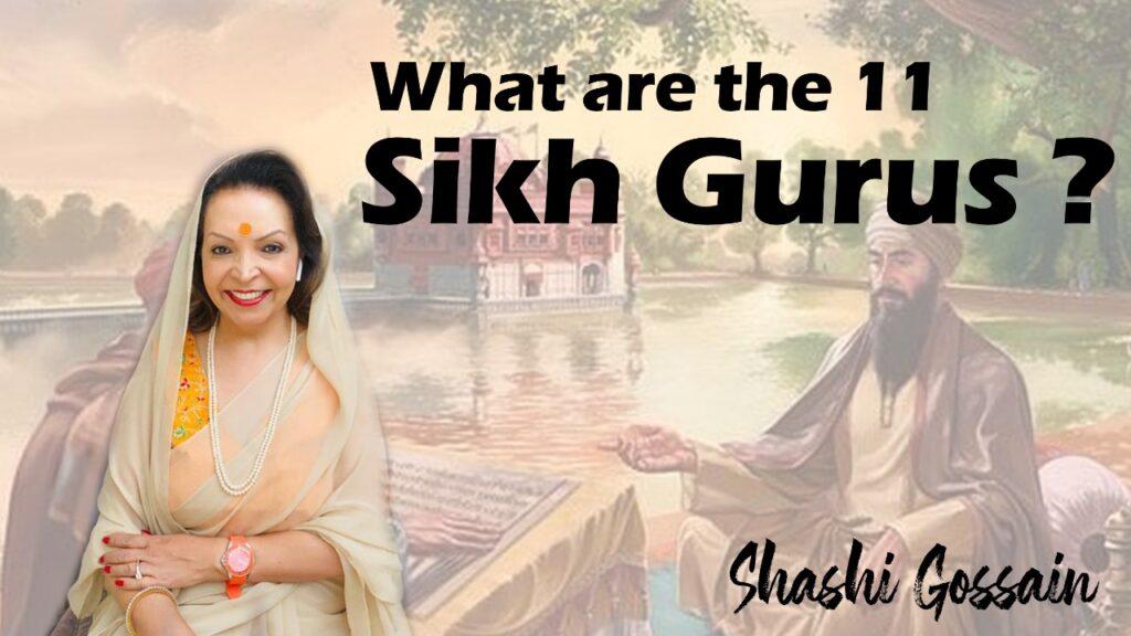 What are the 11 Sikh Gurus?