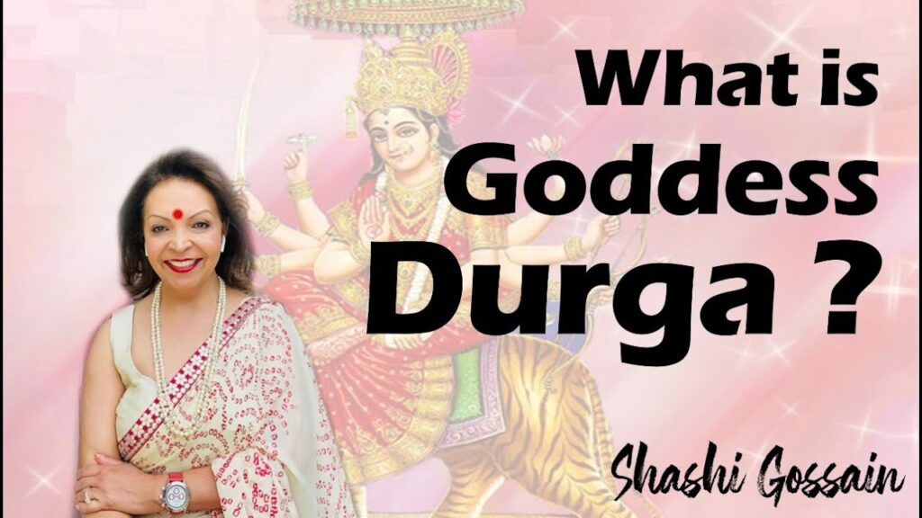 WHAT IS GODDESS DURGA