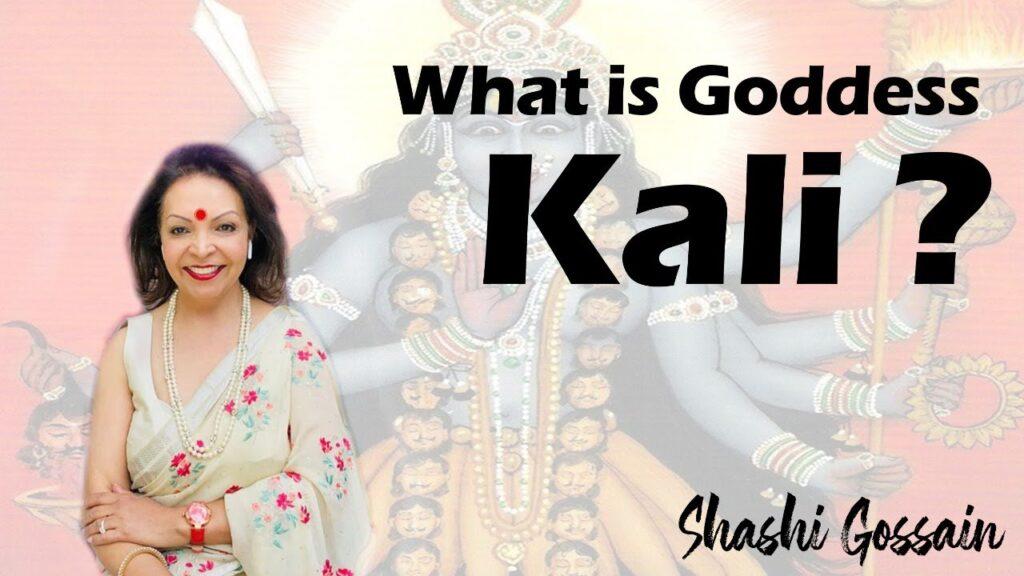 WHAT IS GODDESSS KALI