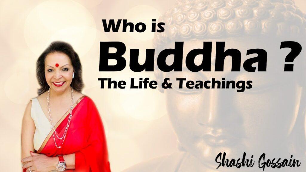 WHO IS BUDDHA