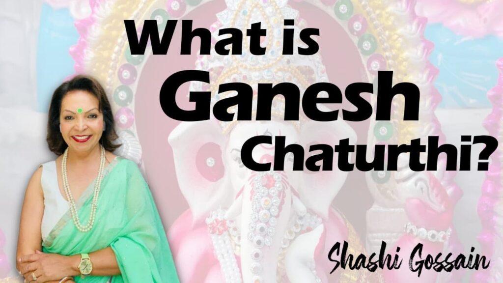 WHAT IS GANESH CHATURTHI
